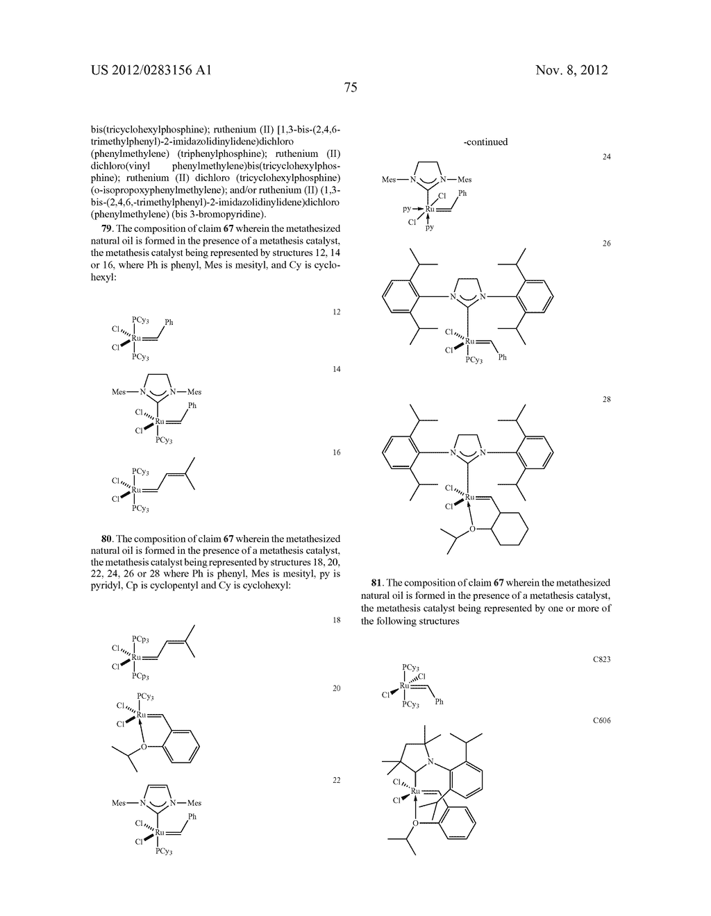 FUNCTIONALIZED MONOMERS - diagram, schematic, and image 78