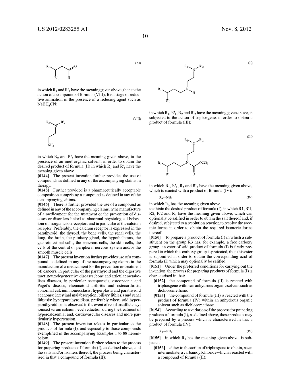 UREA DERIVATIVES, METHODS FOR THEIR MANUFACTURE, AND USES THEREFOR - diagram, schematic, and image 11