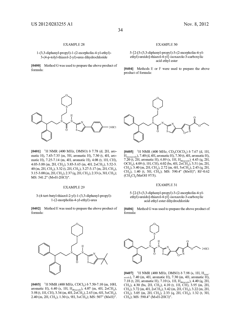 UREA DERIVATIVES, METHODS FOR THEIR MANUFACTURE, AND USES THEREFOR - diagram, schematic, and image 35