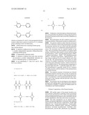 New polyamide, polyimide or polyamide-imide comprising dibenzodiazocine     units diagram and image