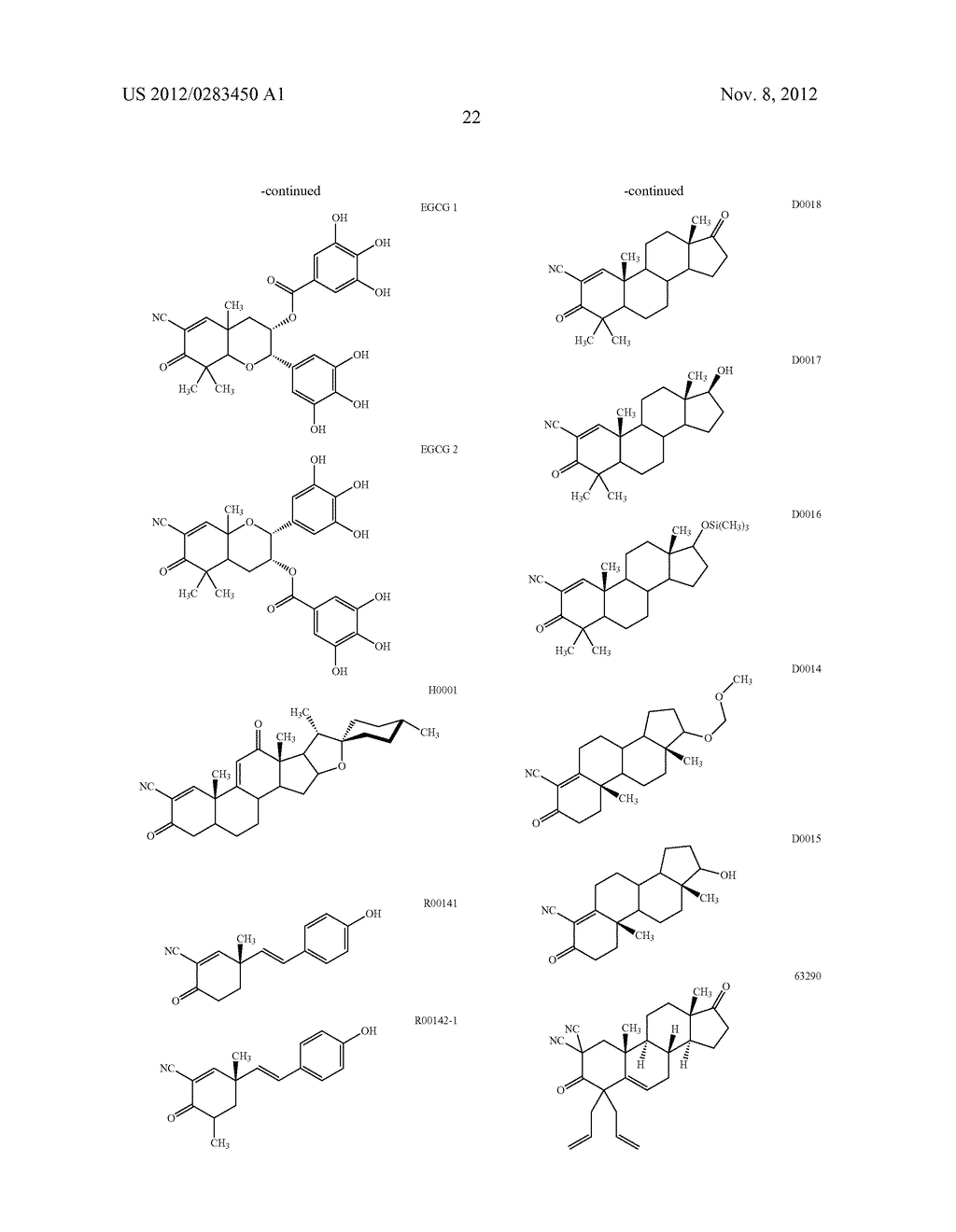 COMPOUNDS INCLUDING AN ANTI-INFLAMMATORY PHARMACORE AND METHODS OF USE - diagram, schematic, and image 47