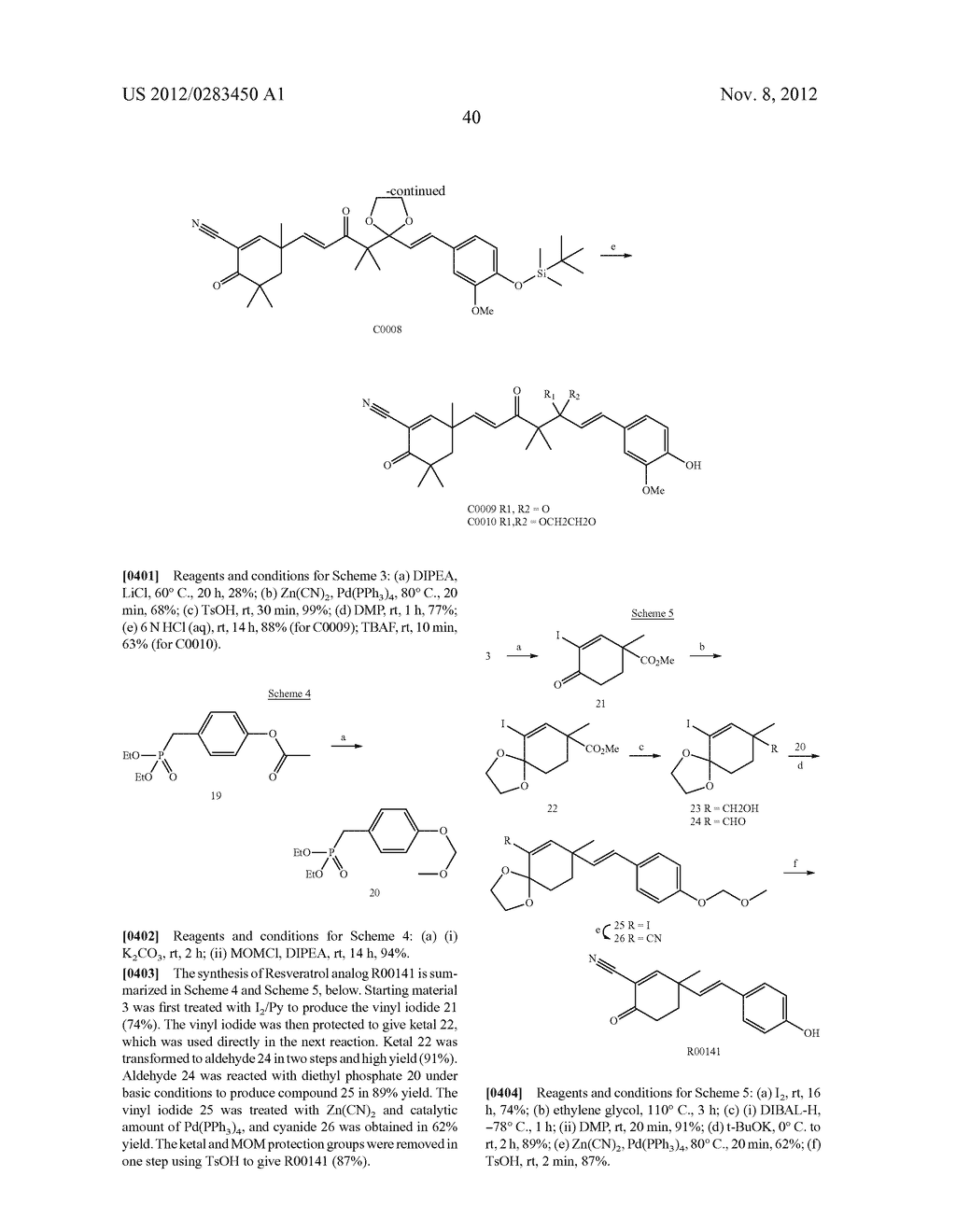 COMPOUNDS INCLUDING AN ANTI-INFLAMMATORY PHARMACORE AND METHODS OF USE - diagram, schematic, and image 65