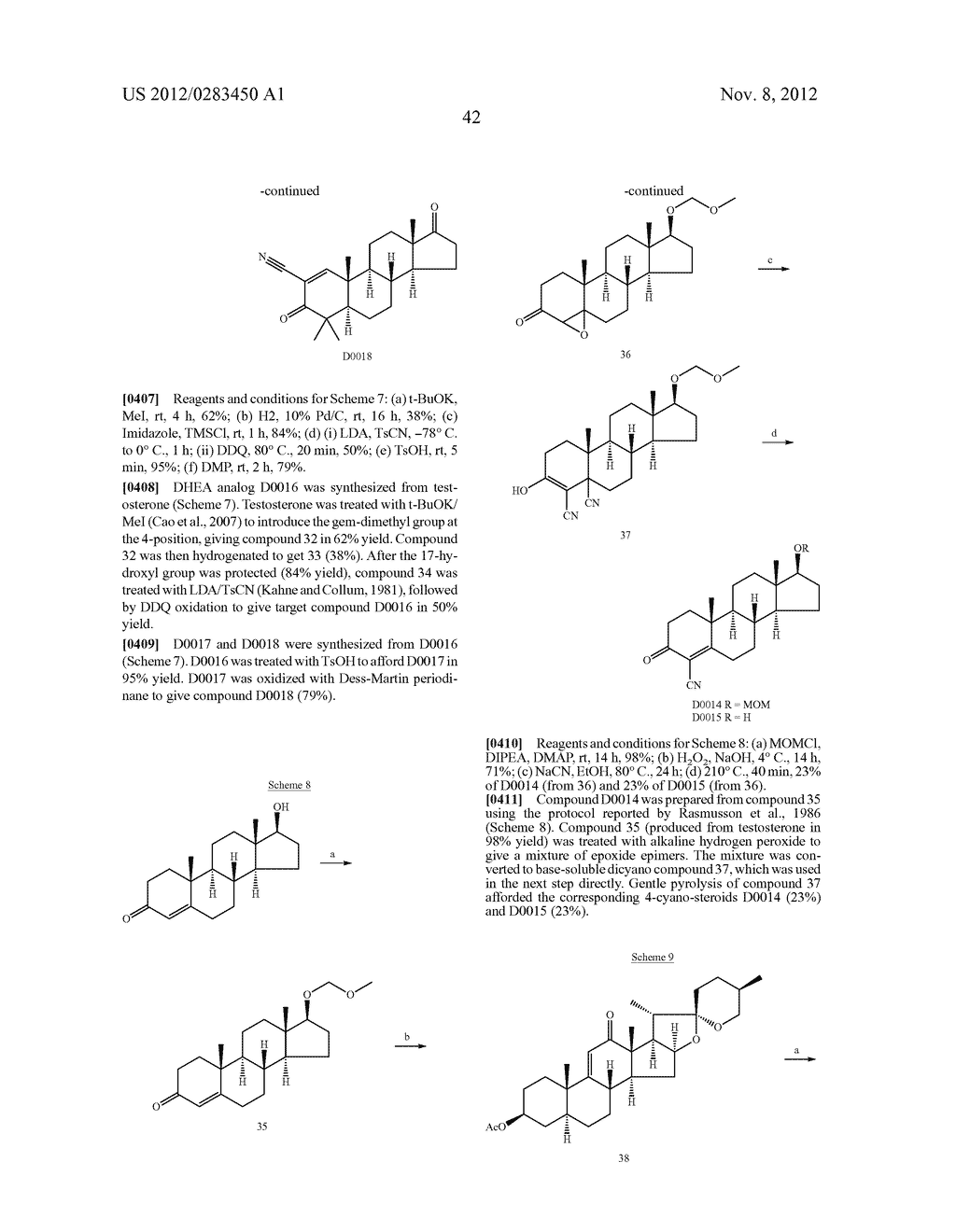 COMPOUNDS INCLUDING AN ANTI-INFLAMMATORY PHARMACORE AND METHODS OF USE - diagram, schematic, and image 67