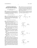 INTERMEDIATE COMPOUNDS AND PROCESSES FOR THE PREPARATION OF TAPENTADOL AND     RELATED COMPOUNDS diagram and image