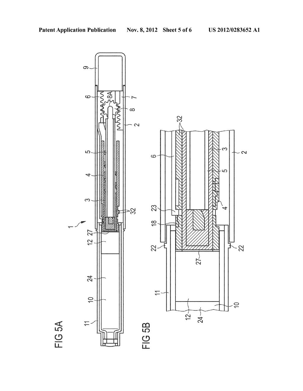 Assembly and Piston Rod for a Drug Delivery Device - diagram, schematic, and image 06