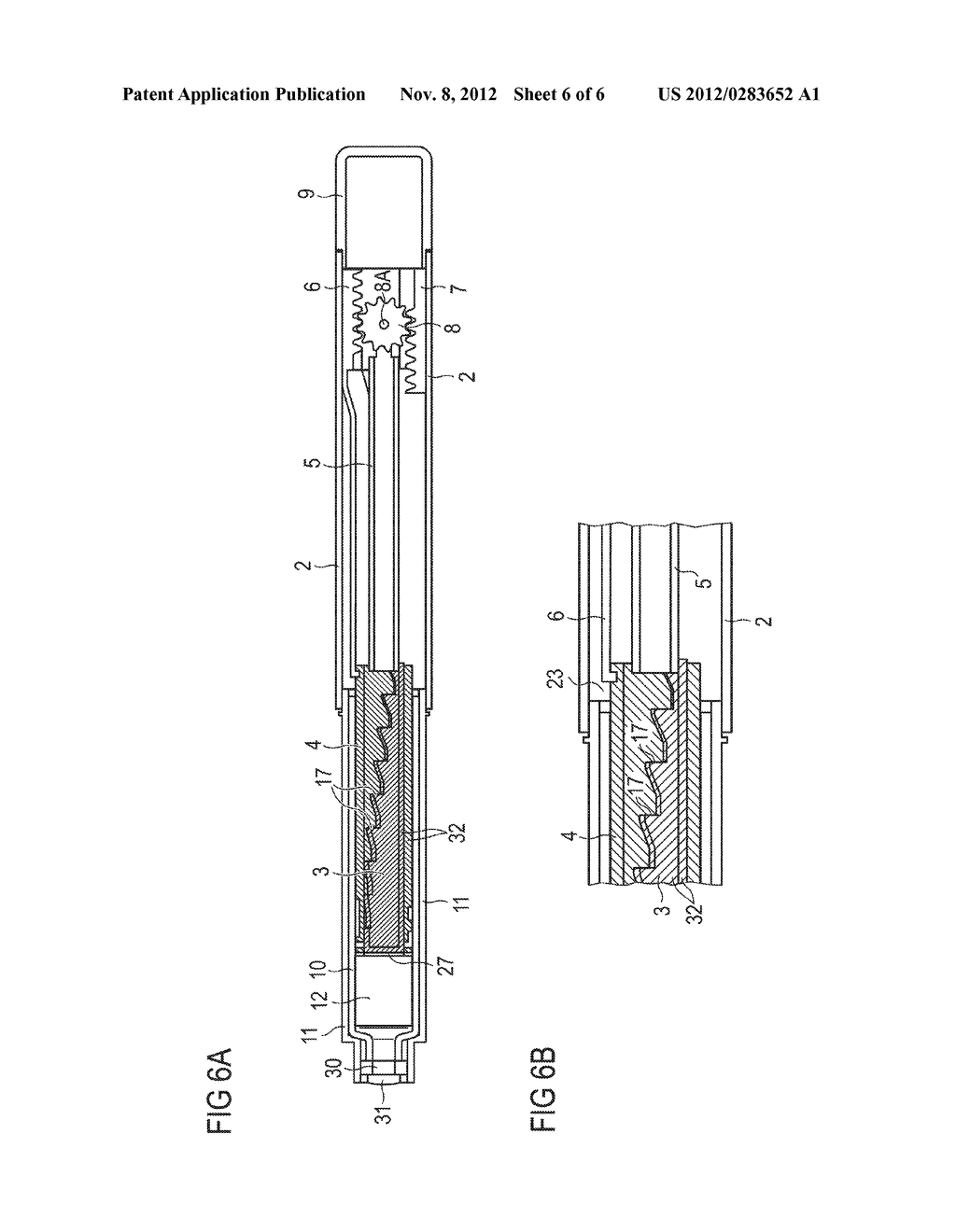 Assembly and Piston Rod for a Drug Delivery Device - diagram, schematic, and image 07