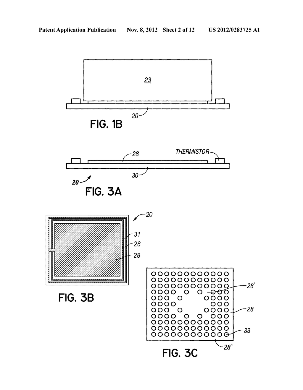 METHODS FOR CREATING TISSUE EFFECT UTILIZING ELECTROMAGNETIC ENERGY AND A     REVERSE THERMAL GRADIENT - diagram, schematic, and image 03