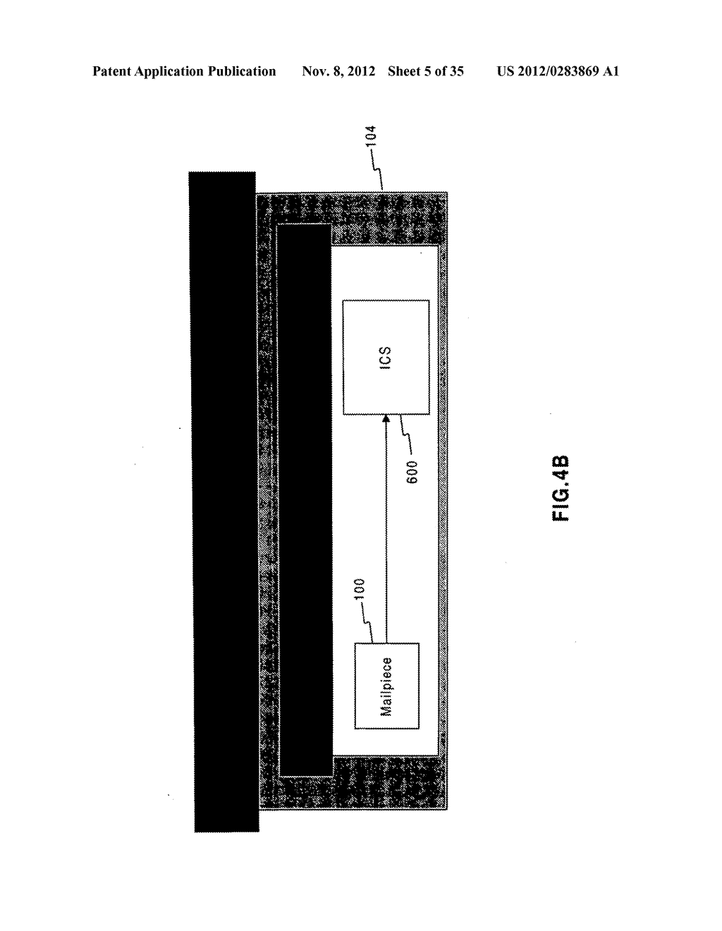 APPARATUS AND METHODS FOR IDENTIFYING AND PROCESSING MAIL USING AN     IDENTIFICATION CODE - diagram, schematic, and image 06