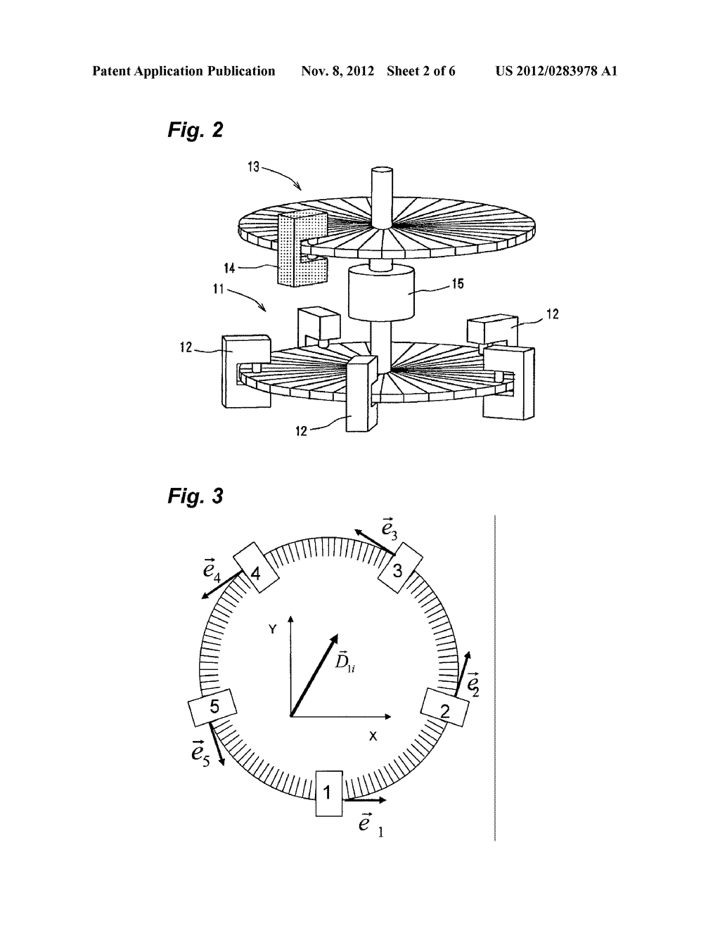 AXIS RUN-OUT MEASURING METHOD AND ANGLE DETECTING DEVICE WITH     SELF-CALIBRATION FUNCTION HAVING AXIS RUN-OUT MEASURING FUNCTION - diagram, schematic, and image 03