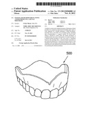 SYSTEM AND METHOD FOR PLANNING AND/OR PRODUCING A DENTAL PROSTHESIS diagram and image