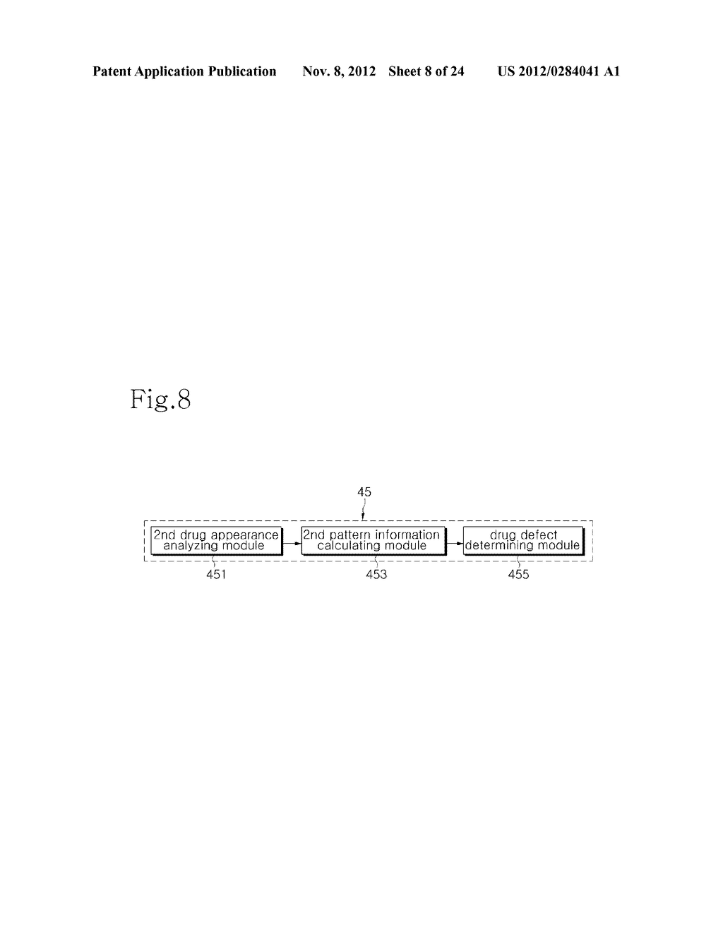 INTEGRATED DRUG MANAGEMENT SYSTEM AND METHOD OF PROVIDING PRESCRIPTION     DRUGS BY USING THE SAME - diagram, schematic, and image 09