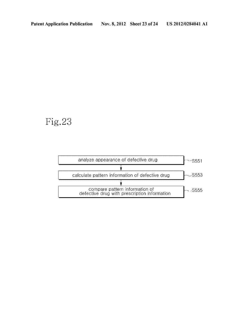 INTEGRATED DRUG MANAGEMENT SYSTEM AND METHOD OF PROVIDING PRESCRIPTION     DRUGS BY USING THE SAME - diagram, schematic, and image 24