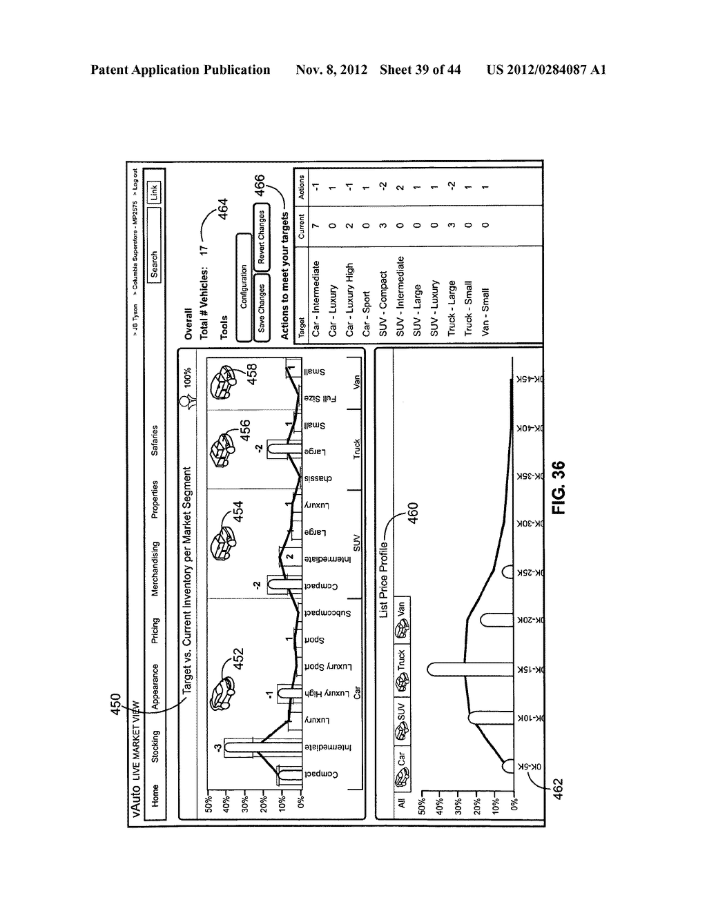 System and Method for Providing Competitive Pricing for Automobiles - diagram, schematic, and image 40