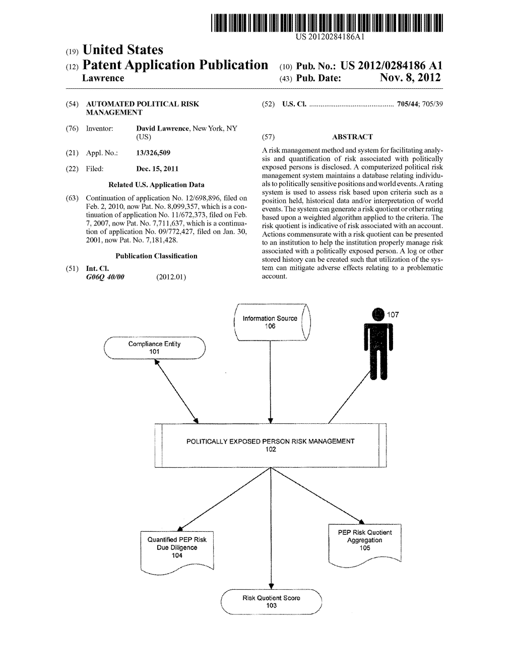 Automated Political Risk Management - diagram, schematic, and image 01