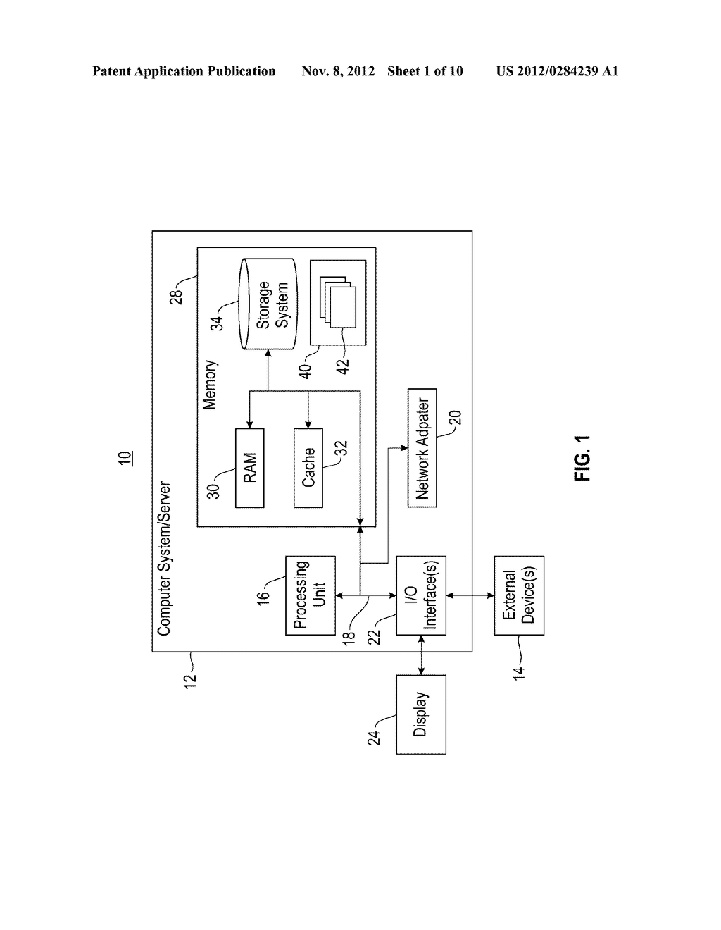 METHOD AND APPARATUS FOR OPTIMIZING DATA STORAGE - diagram, schematic, and image 02