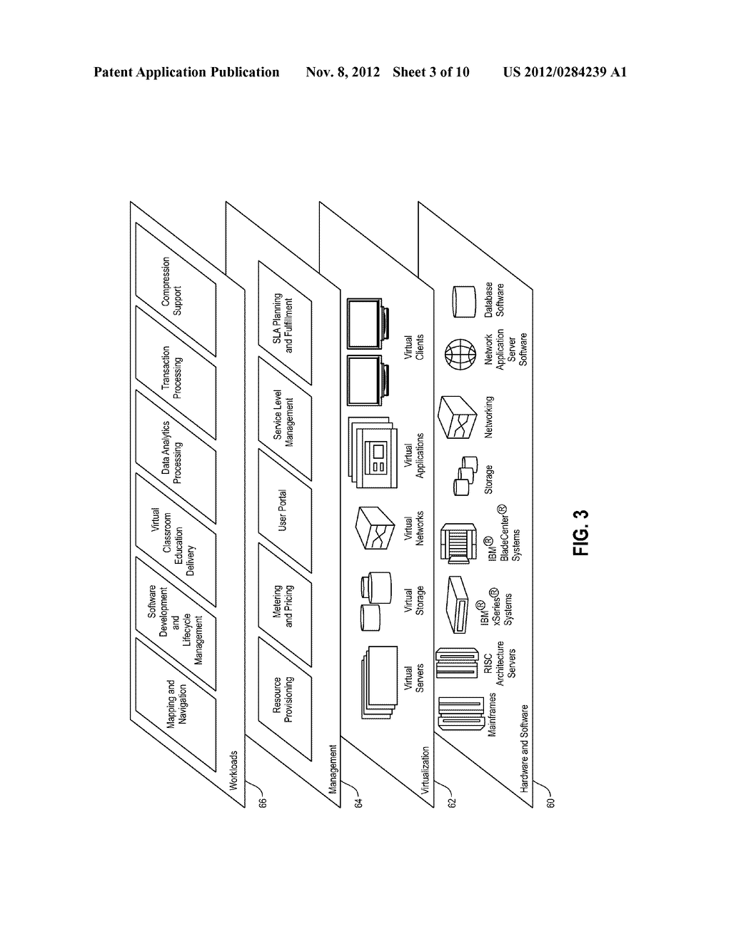 METHOD AND APPARATUS FOR OPTIMIZING DATA STORAGE - diagram, schematic, and image 04