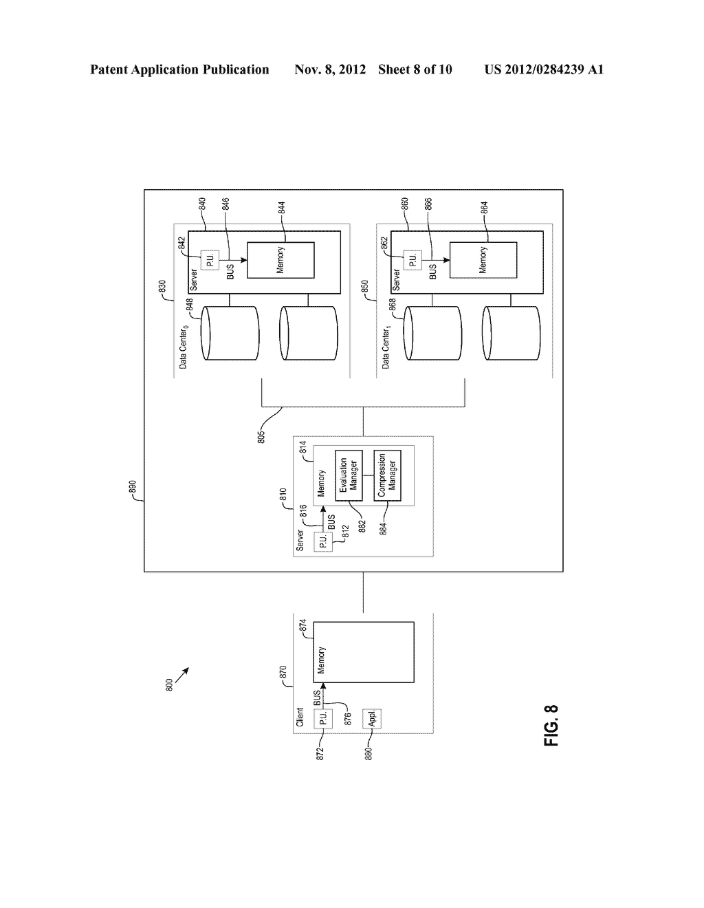METHOD AND APPARATUS FOR OPTIMIZING DATA STORAGE - diagram, schematic, and image 09