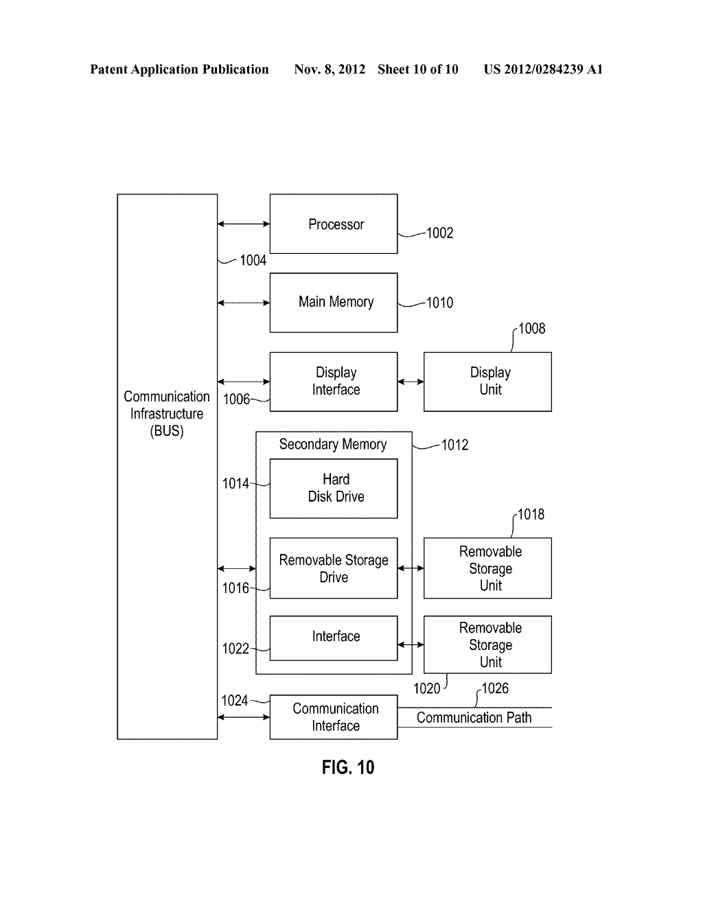 METHOD AND APPARATUS FOR OPTIMIZING DATA STORAGE - diagram, schematic, and image 11
