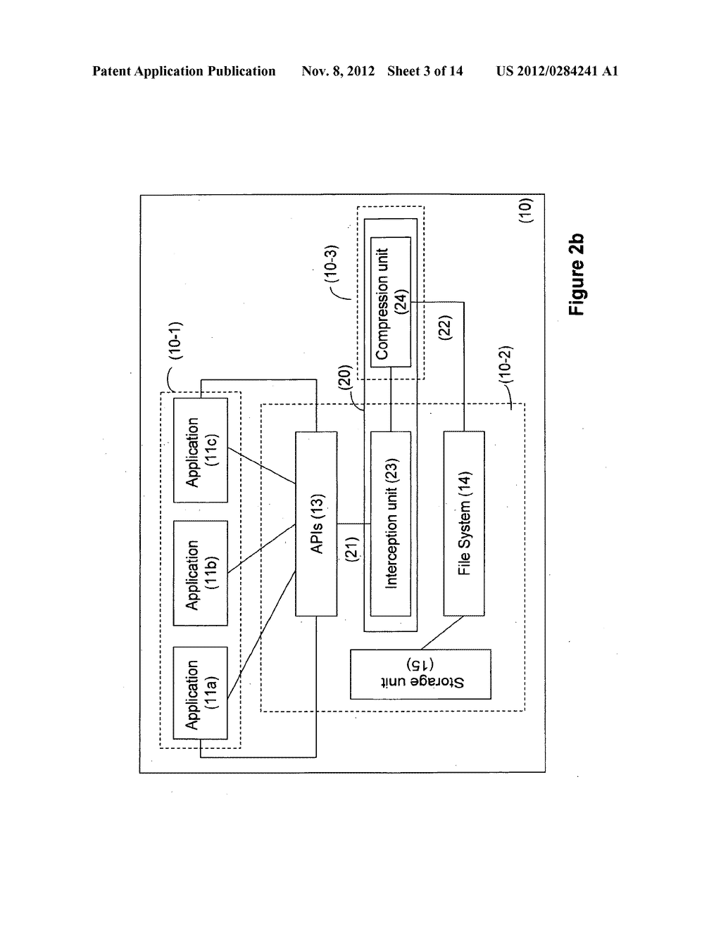 SYSTEMS AND METHODS FOR COMPRESSING FILES FOR STORAGE AND OPERATION ON     COMPRESSED FILES - diagram, schematic, and image 04