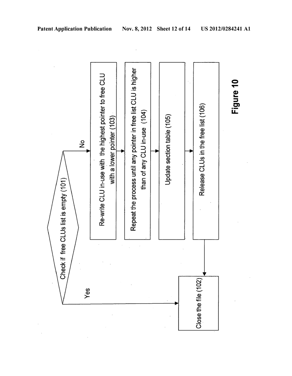 SYSTEMS AND METHODS FOR COMPRESSING FILES FOR STORAGE AND OPERATION ON     COMPRESSED FILES - diagram, schematic, and image 13