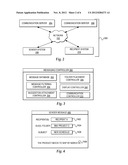 Automated Electronic Message Filing System diagram and image