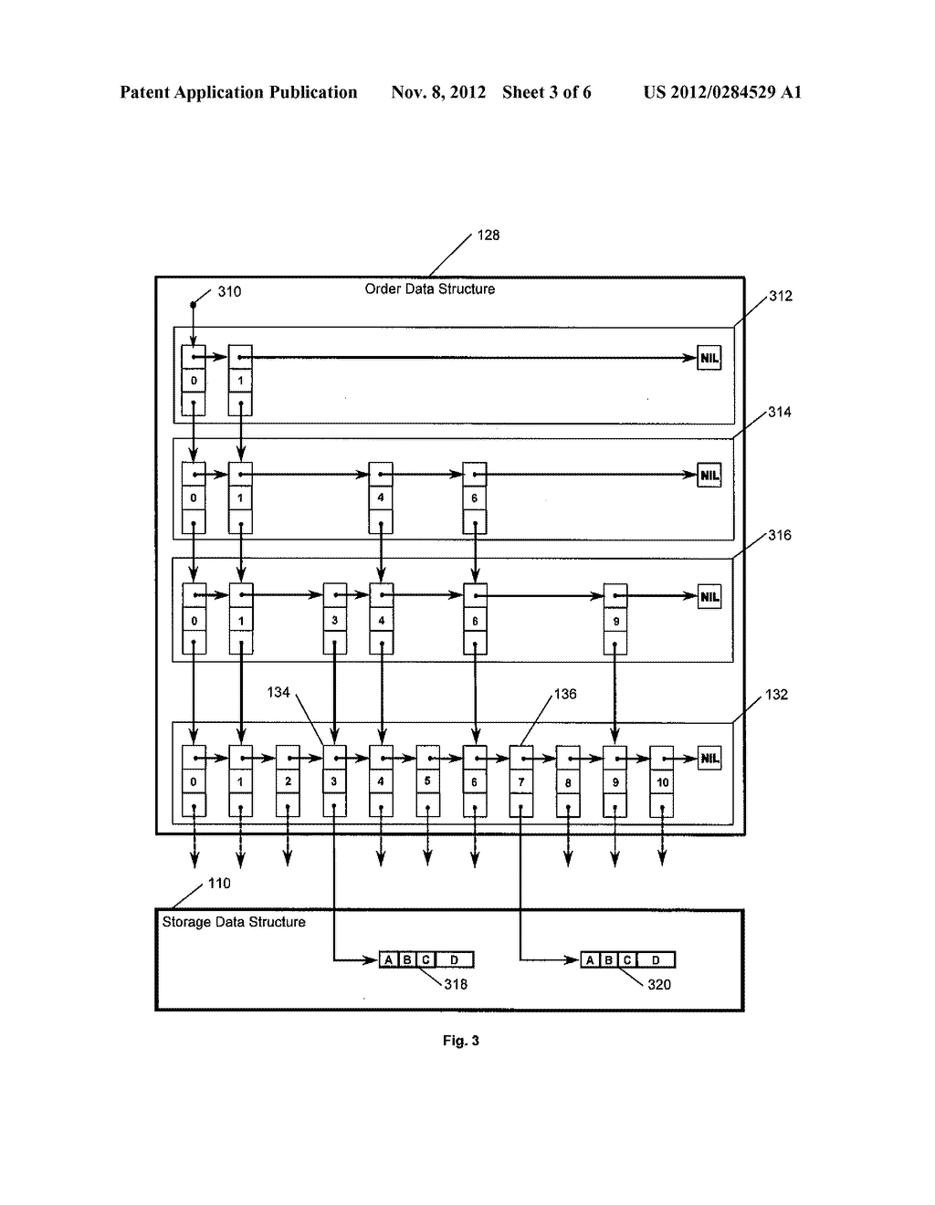 SYSTEM AND METHOD FOR MANAGEMENT OF ENCRYPTED DATA - diagram, schematic, and image 04