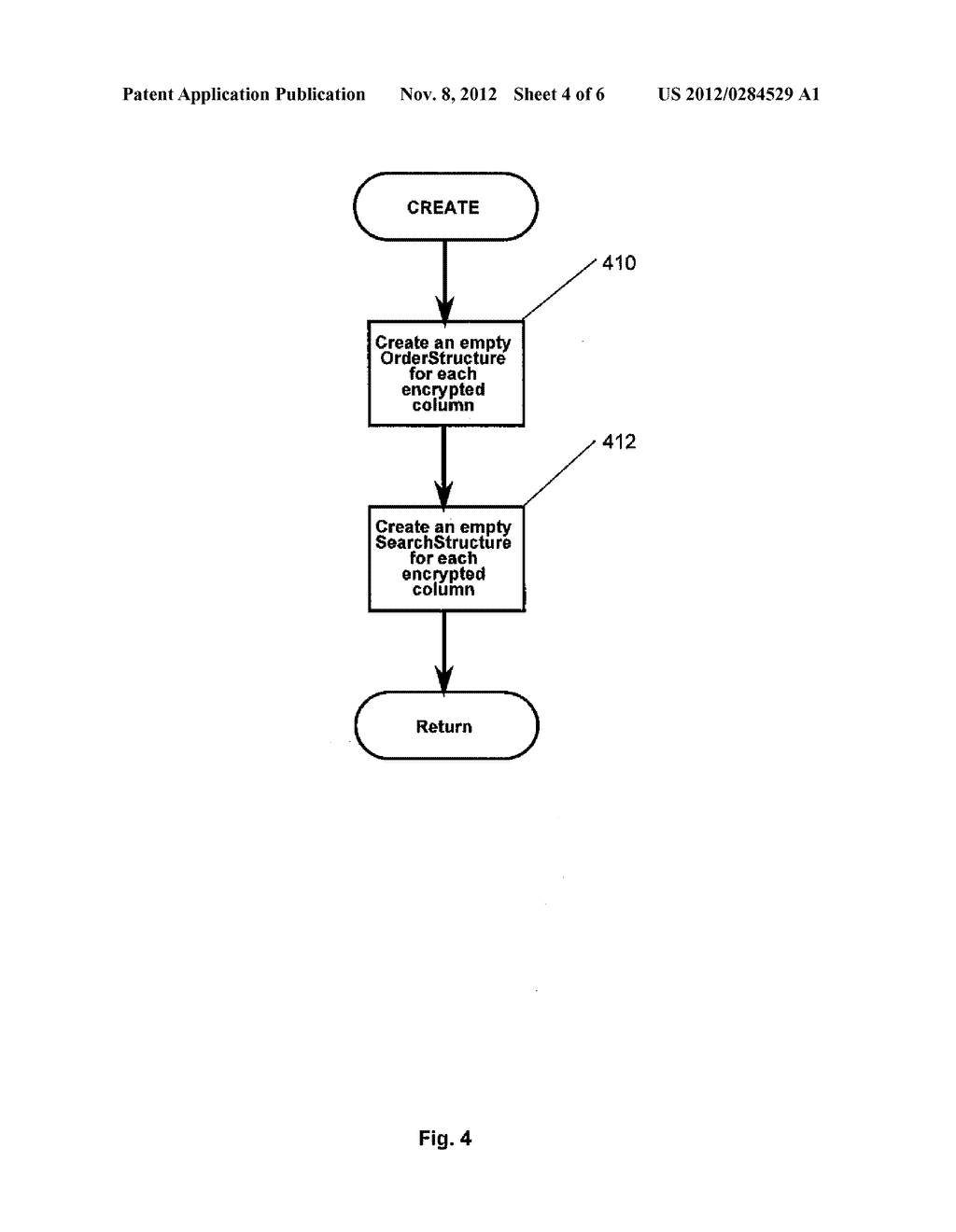 SYSTEM AND METHOD FOR MANAGEMENT OF ENCRYPTED DATA - diagram, schematic, and image 05