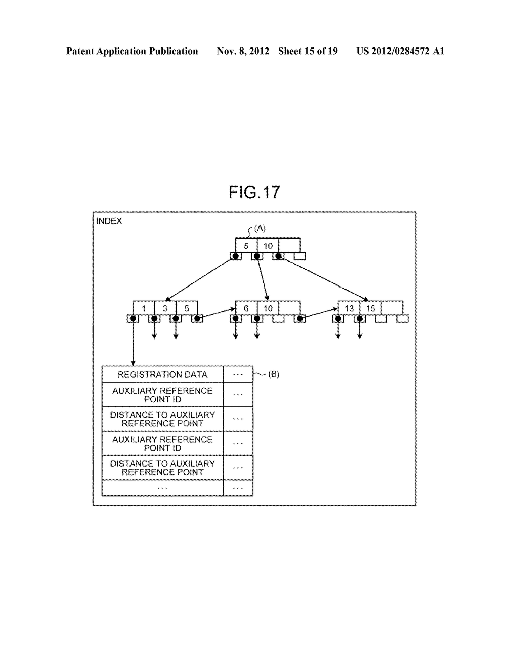 INFORMATION PROCESSING DEVICE, INFORMATION PROCESSING SYSTEM AND SEARCH     METHOD - diagram, schematic, and image 16