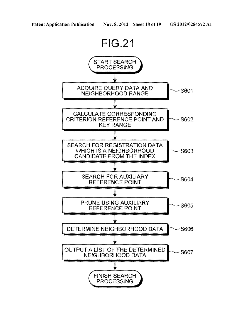 INFORMATION PROCESSING DEVICE, INFORMATION PROCESSING SYSTEM AND SEARCH     METHOD - diagram, schematic, and image 19
