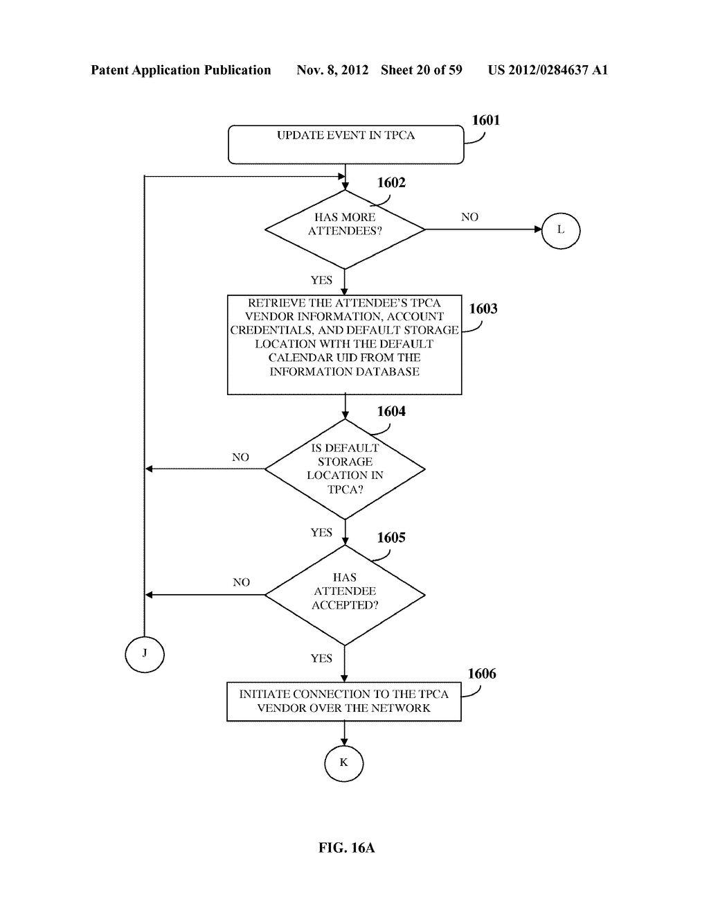 Unified Virtual Group Calendar System - diagram, schematic, and image 21