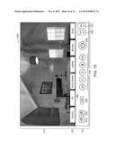 VIRTUAL ROOM-BASED LIGHT FIXTURE AND DEVICE CONTROL diagram and image