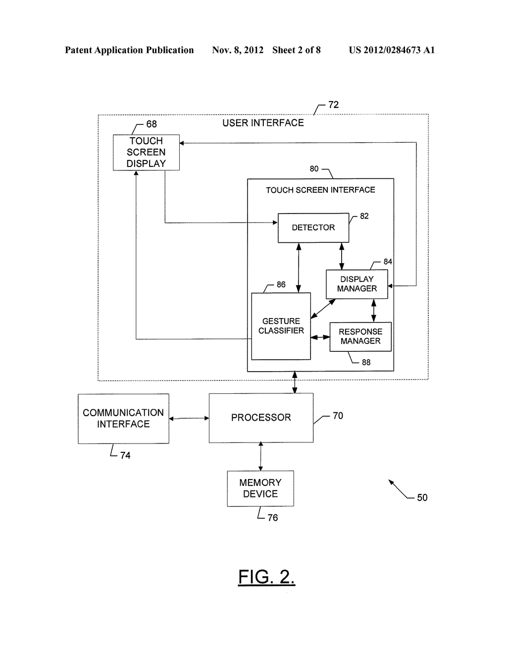 METHOD AND APPARATUS FOR PROVIDING QUICK ACCESS TO DEVICE FUNCTIONALITY - diagram, schematic, and image 03