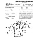 GARMENT WITH A POUCH diagram and image