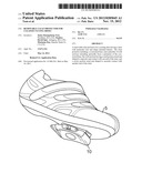 REMOVABLE CLEAT PROTECTOR FOR CLEATED CYCLING SHOES diagram and image