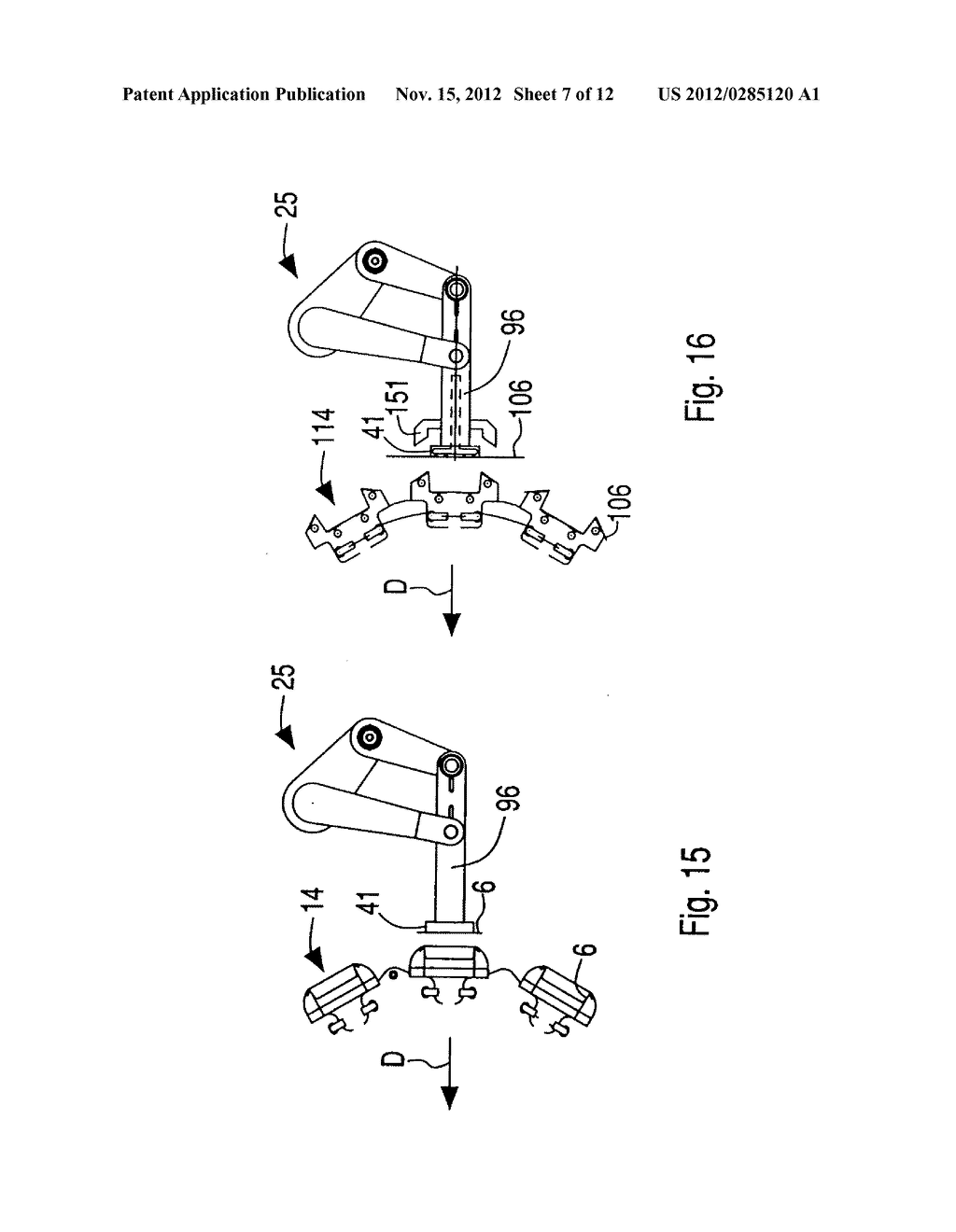 DRIVING APPARATUS FOR DRIVING OPERATIVE UNITS OF A PACKAGING MACHINE - diagram, schematic, and image 08