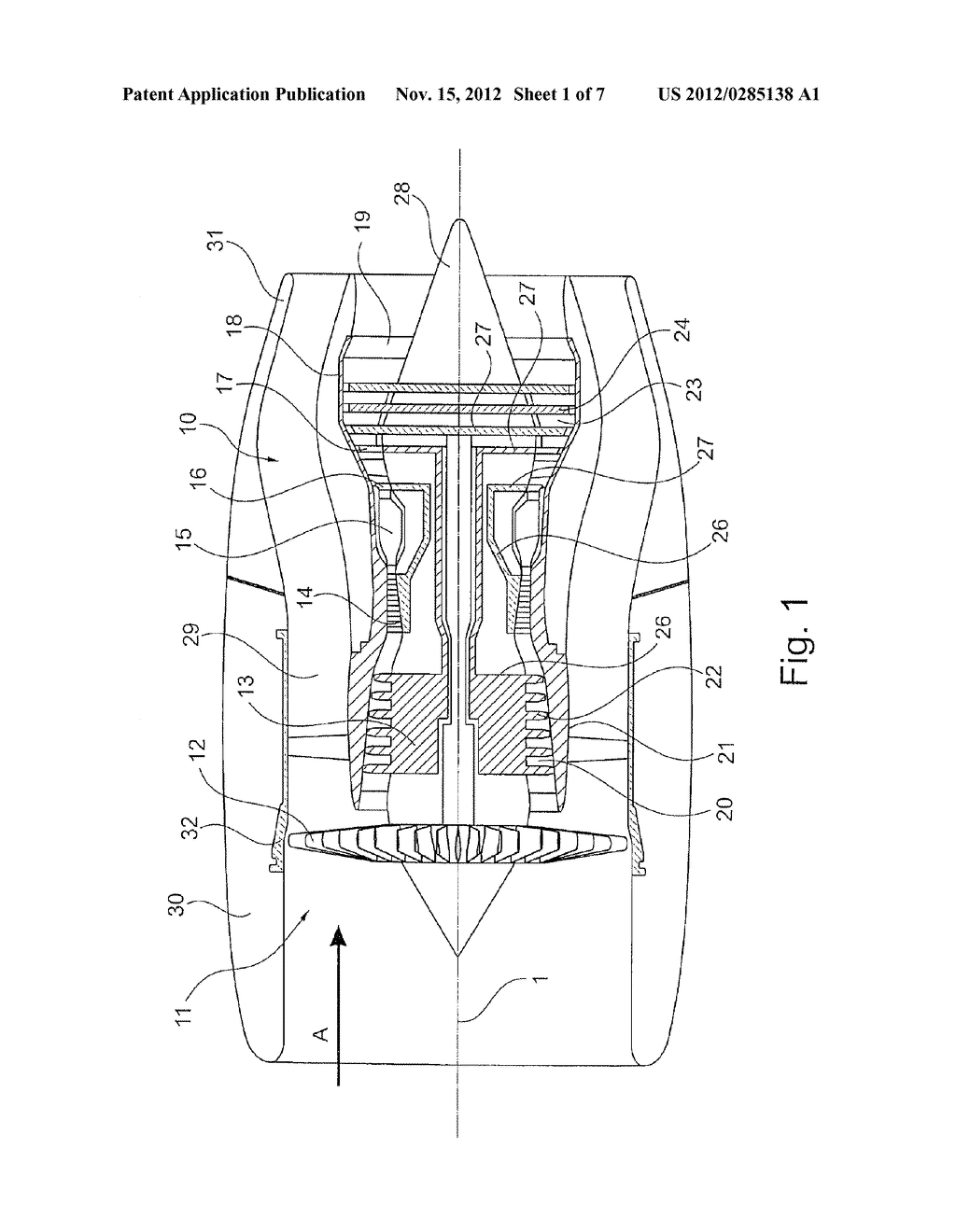 Airplane Cowling Diagram Data Wiring Blog Components Of An Aircraft Gas Turbine Engine With Oil Cooler In The Wing