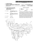 EXHAUST BYPASS SYSTEM FOR TURBOCHARGED ENGINE WITH DEDICATED EXHAUST GAS     RECIRCULATION diagram and image
