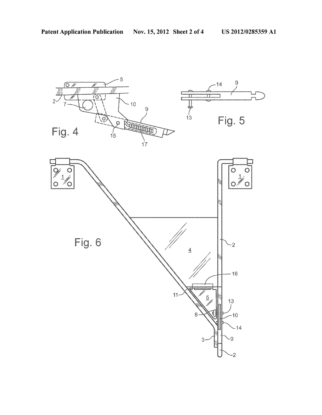 Rigid Quick Connect Mooring Device - diagram, schematic, and image 03