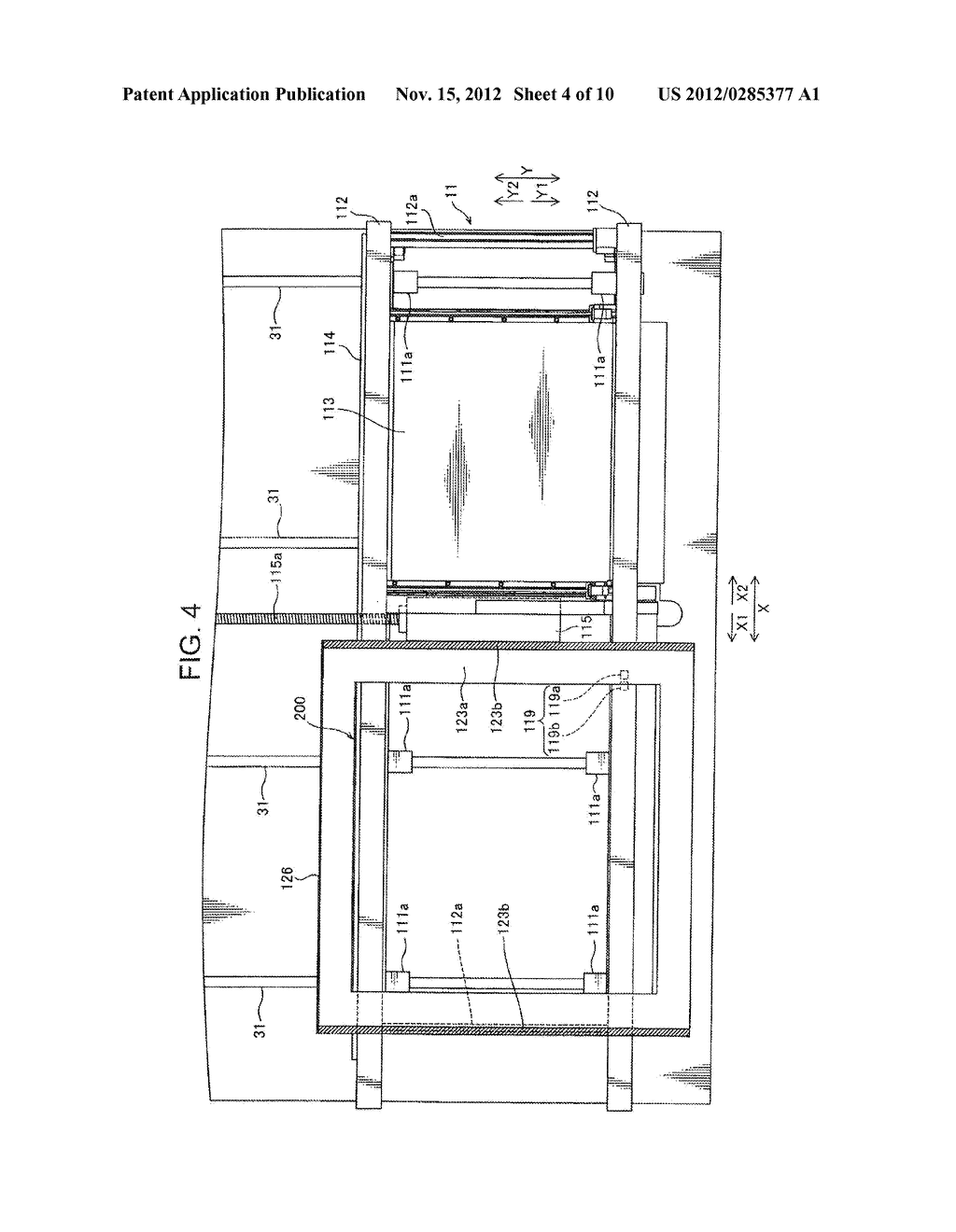 PRINTED CIRCUIT BOARD PRODUCTION APPARATUS AND PRINTING MACHINE - diagram, schematic, and image 05