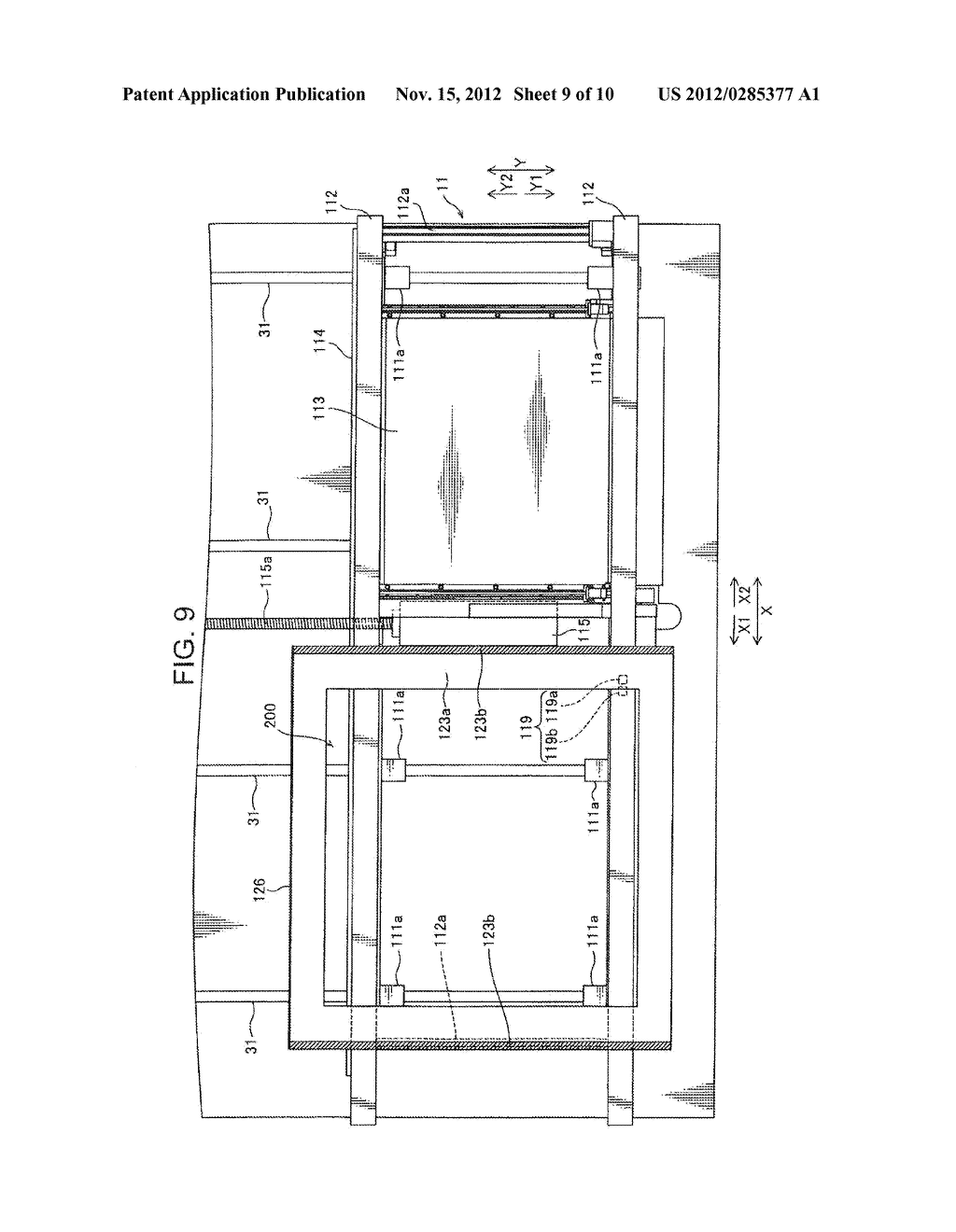 PRINTED CIRCUIT BOARD PRODUCTION APPARATUS AND PRINTING MACHINE - diagram, schematic, and image 10