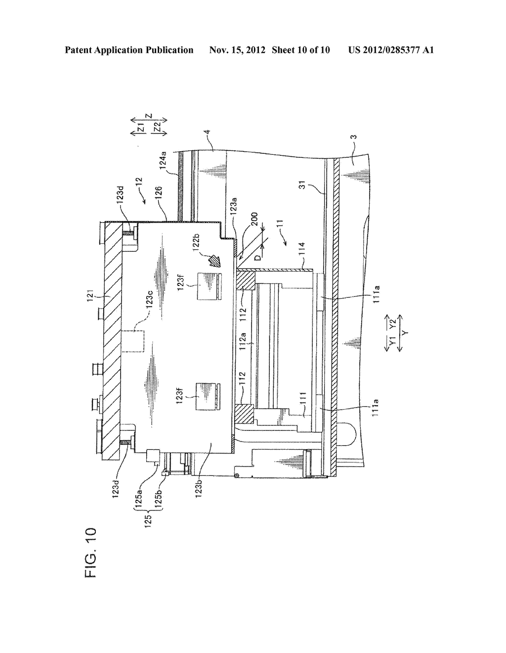 PRINTED CIRCUIT BOARD PRODUCTION APPARATUS AND PRINTING MACHINE - diagram, schematic, and image 11