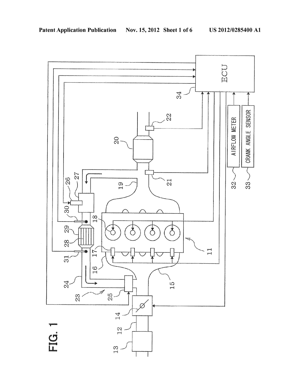 FUEL-PROPERTY REFORMING APPARATUS FOR INTERNAL COMBUSTION ENGINE - diagram, schematic, and image 02