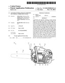 Hand-Held Work Apparatus Powered by Internal Combustion Engine diagram and image