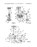 IN-LINE INTERNAL COMBUSTION ENGINE HAVING A MULTI-JOINT CRANK DRIVE AND A     SINGLE BALANCE SHAFT FOR DAMPING SECOND-ORDER INERTIA FORCES diagram and image
