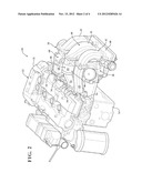 INTAKE MANIFOLD ASSEMBLY FOR DEDICATED EXHAUST GAS RECIRCULATION diagram and image