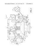 EXHAUST MANIFOLD ASSEMBLY WITH INTEGRATED EXHAUST GAS RECIRCULATION BYPASS diagram and image