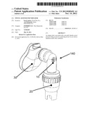 Swivel Adapter for Nebulizer diagram and image