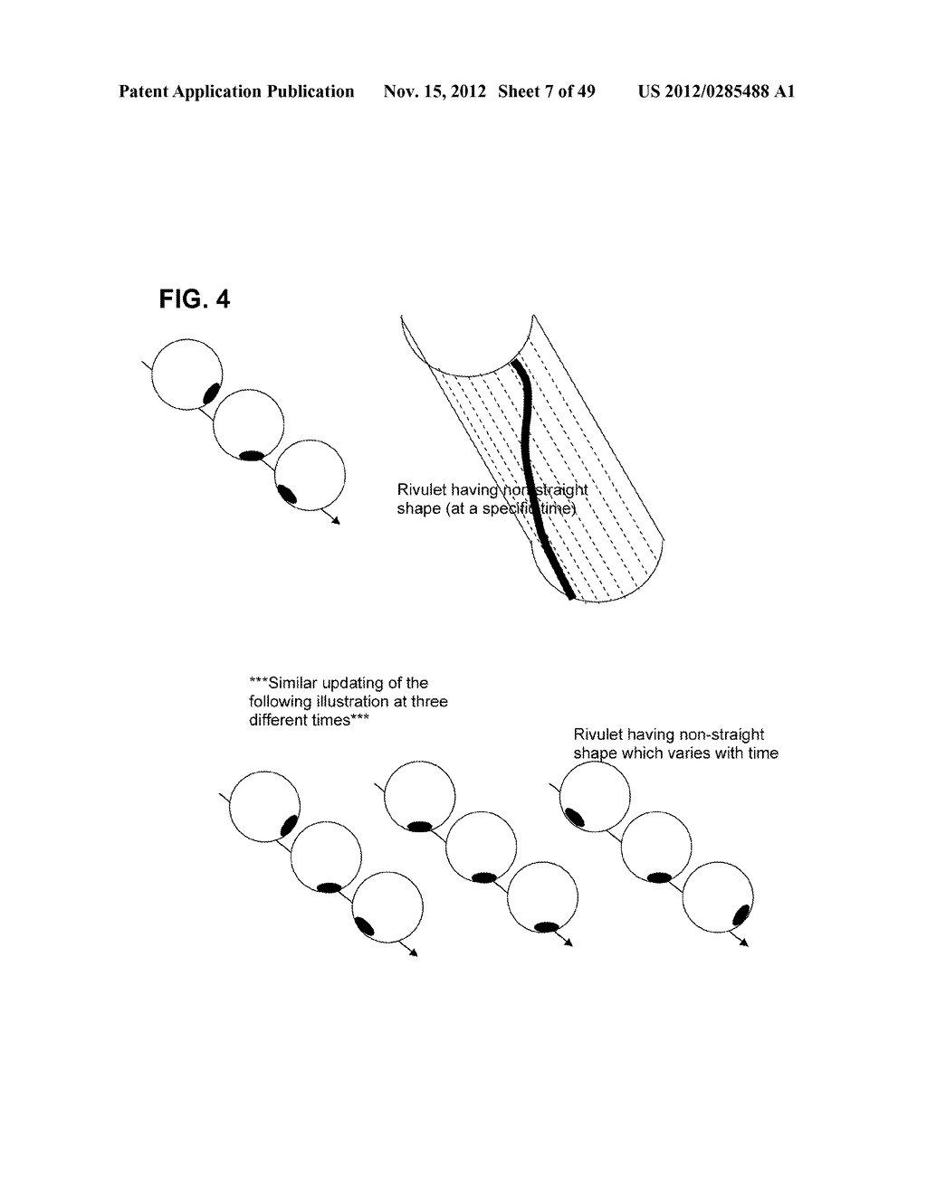 Apparatus and method for cleaning passageways such as endoscope channels     using flow of liquid and gas - diagram, schematic, and image 08