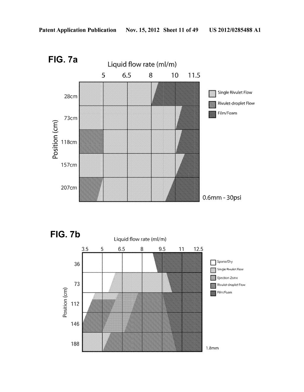 Apparatus and method for cleaning passageways such as endoscope channels     using flow of liquid and gas - diagram, schematic, and image 12