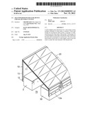 SELF-WEIGHTED WATER TANK DEVICE FOR SOLAR ENERGY SYSTEM diagram and image